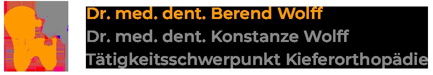 Zahnarzt Wolff Siegen 🥇 Praxis Dr. Berend & Dr. Konstanze Wolff – Siegen
